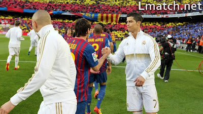 Clasico: Real Madrid vs Barca live stream 23-4-2012