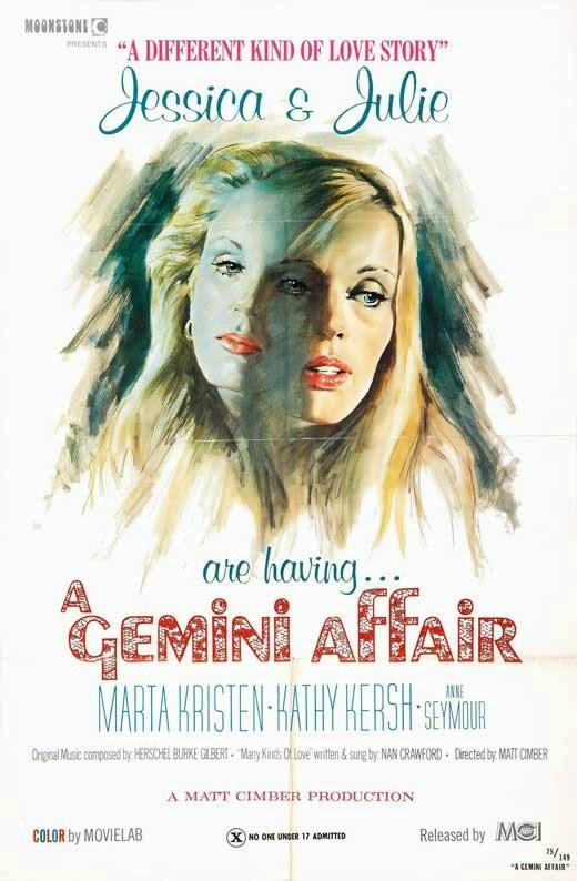 The Gemini Affair (1973), Matt Cimber exploitation