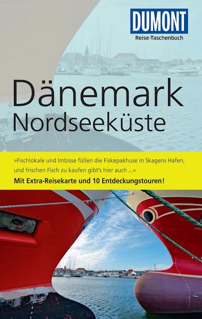 Amalie loves Denmark Dänemark Reiseführer Nordseeküste Dumont