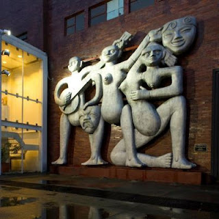 Muestra fotográfica que conmemora el 50 aniversario del Centro Cultural del Bosque
