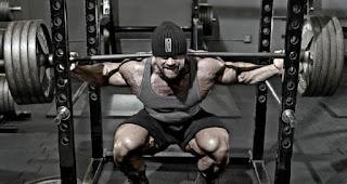 Rutina torso-piernas-brazos para fuerza-hipertrofia