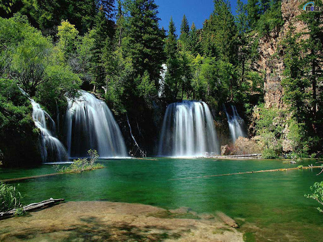 Las tres cascadas