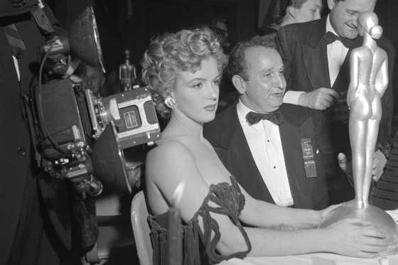 Marilyn-Monroe-Hollywood-Foreign-Press-International-Film-Festival