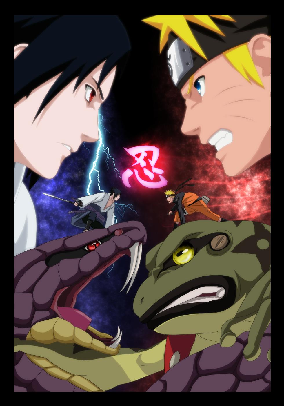 Naruto Shippuden World! : Sasuke x Sakura - Wild is the Wind