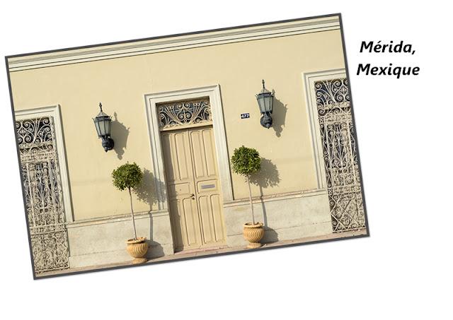 Mérida au Mexique