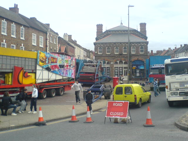 Car Parks In Chester Le Street