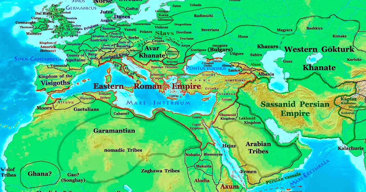 Civilizaciones perdidas: Historia humana escondida a plena vista