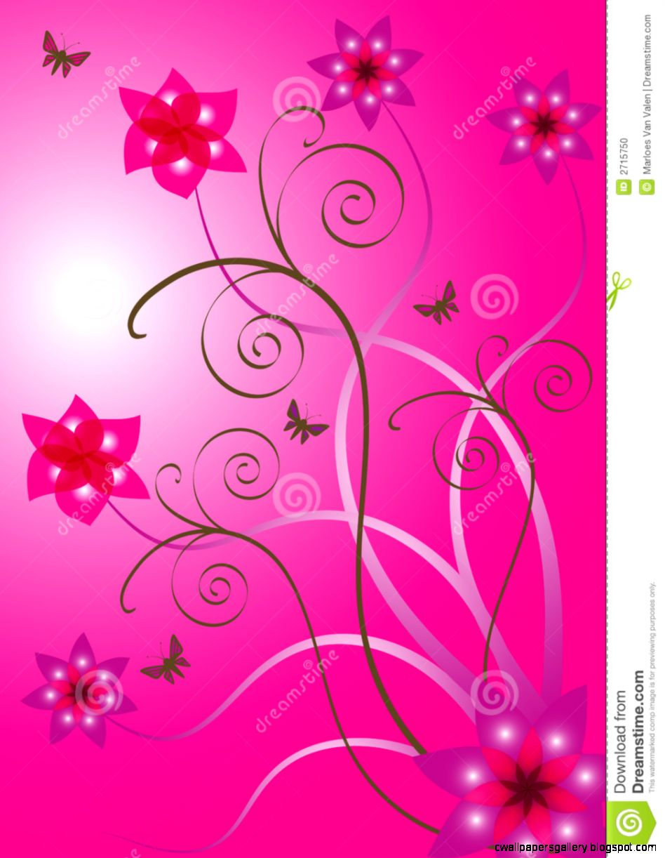 Beautiful Flower Design Stock Photo   Image 2715750