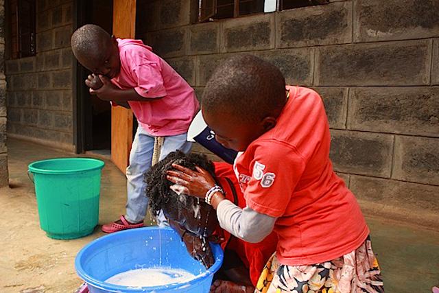 fra Miro Babić mali dom misija afrika sirotište volontiranje
