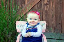 Sadie 9 Months Old