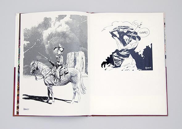 Kadry w środku. Artbook Michała Śledzińskiego