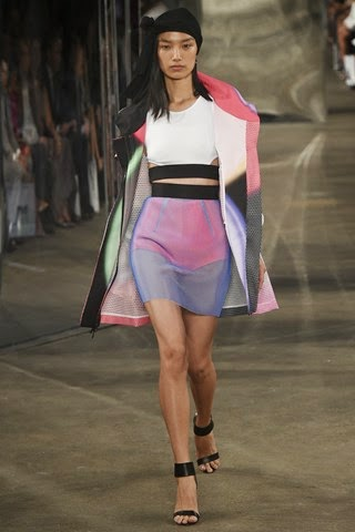 nyfw 2015 runway fashion show milly