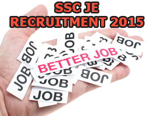 SSC Junior Engineer Recruitment Notification 2015 Apply Online from, Staff Selection Commission JE 1000 Vacancies Applications Submission www.ssconline.nic.in. SSC JE Junior Engineer Civil, Electrical and Mechanical Posts Online Application Link Open