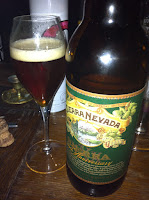 Fortsätter på stort! Sierra Nevada Our Brewers Reserve Grand Cru