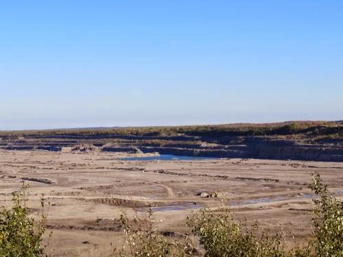 limestone pit