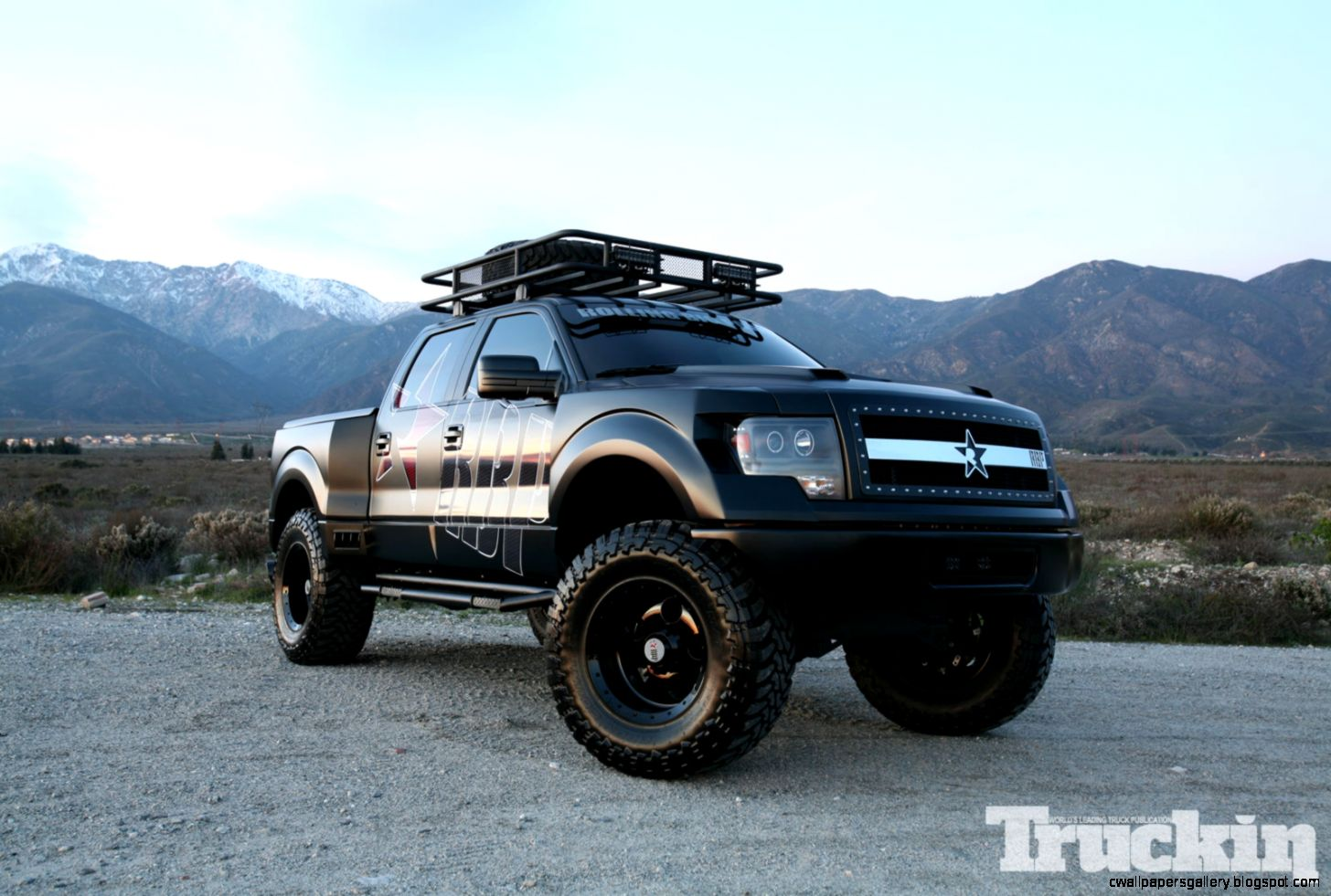 Pictures of 4x4 Lifted 2015 Ford F 150 Trucks