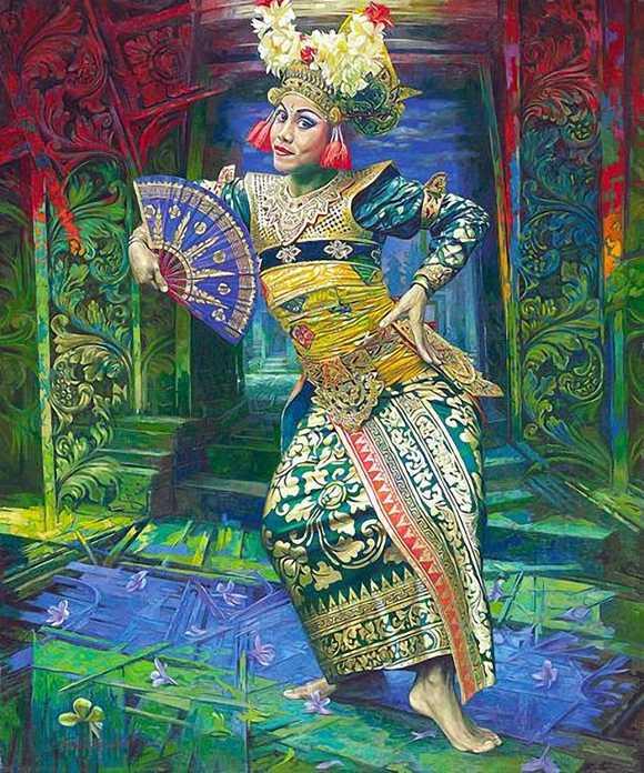 Dede Eri Supria Painting