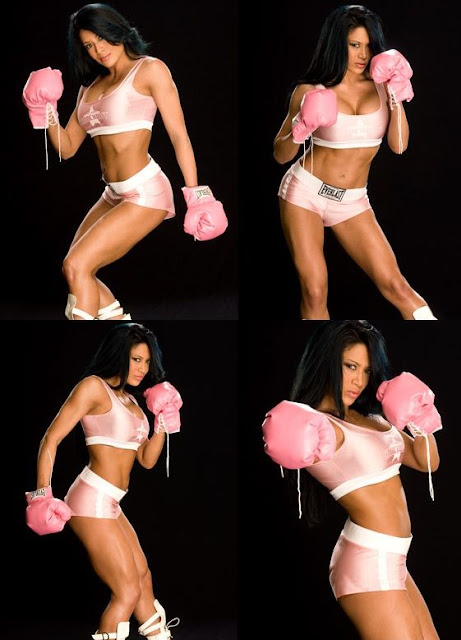 Melina-WWE-WWE Diva