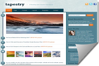 Tapestry WP Theme