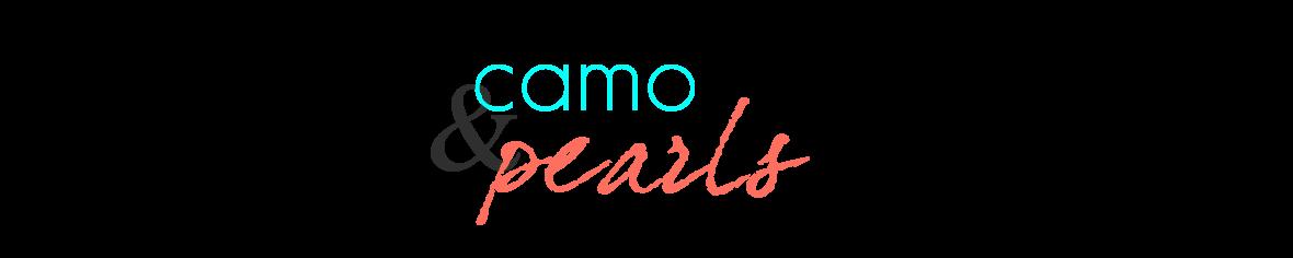 Camo & Pearls