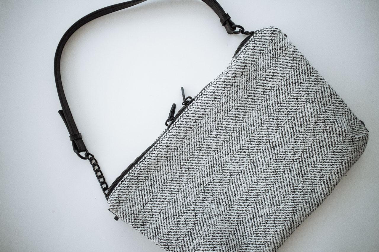 new Zara bag - Vancouver Fashion blog