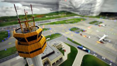 [Internacional]  (Imagens) Aeroporto de Hamburgo em miniatura  Knuffingen-airport_01+%252813%2529