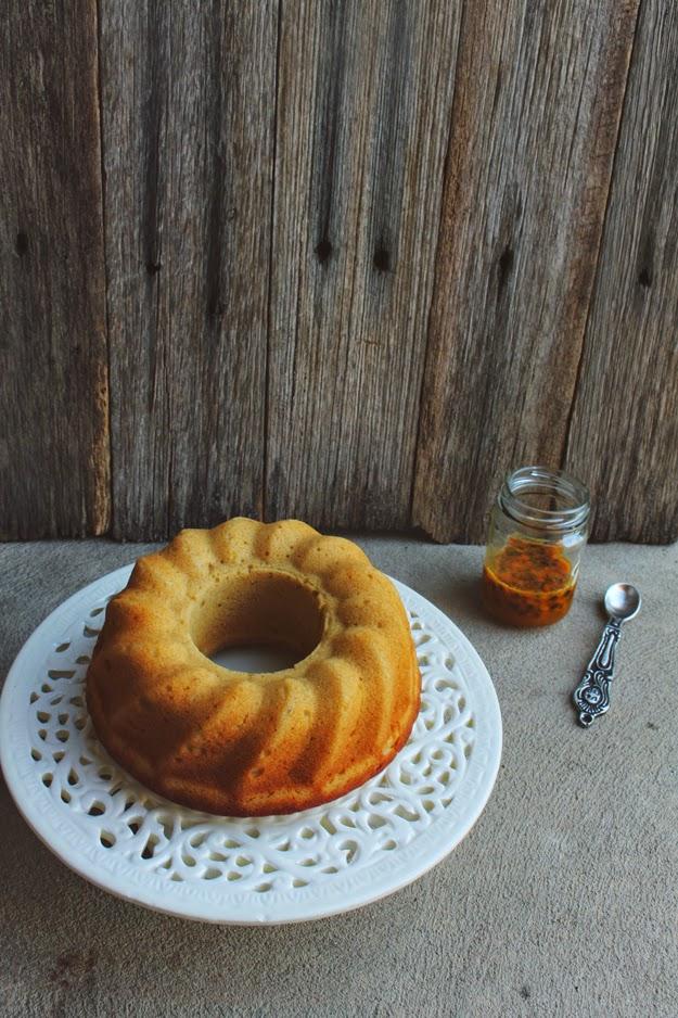 low fodmap Buckwheat Bundt Cake