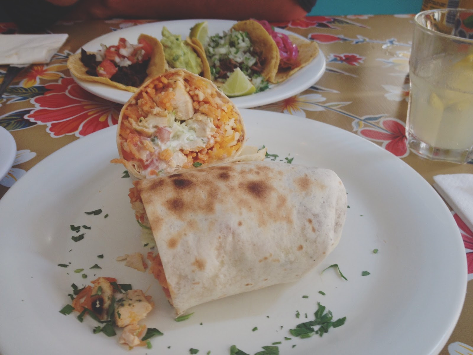 Burrito by Rosa Negra (Barcelona) - Mexican Food Restaurant