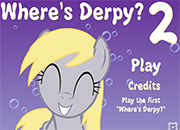 My little Pony Derpy Hooves 2