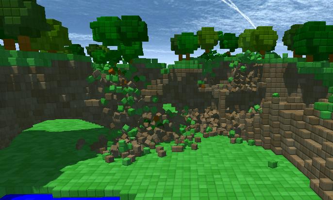 Cubiquity for Unity3D, (Voxel Engine) | Unity 3d Tutorials