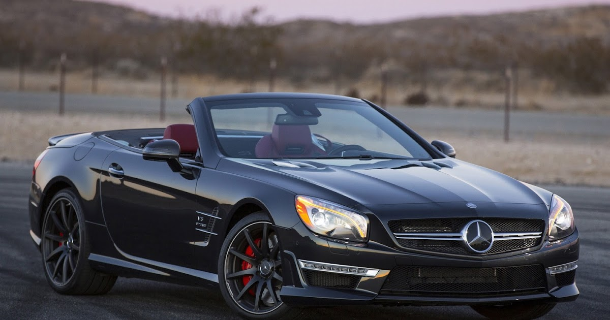 All Cars New Zealand 2012 Mercedes Benz Sl63 R231 Amg