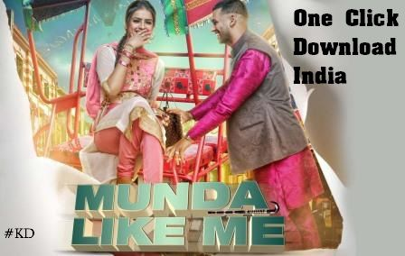 Munda Like Me by Jaz Dhami