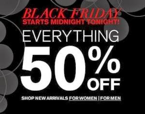 Express Black Friday deal
