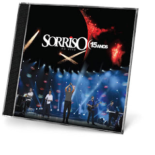 CD Sorriso Maroto - 15 Anos