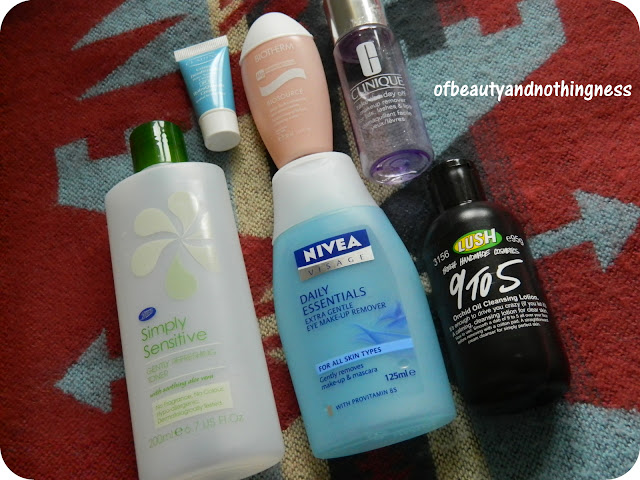 July Empties: Skincare