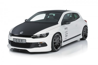2011-Volkswagen-Scirocco-Coupe-Front-Angle-View-Modification
