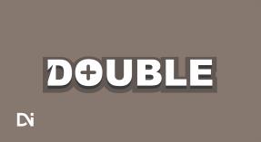 Cara Membuat Teks/Tulisan Double di CorelDRAW