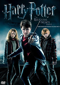 Filme Harry Potter e as Relíquias da Morte Parte 1 Dublado AVI DVDRip