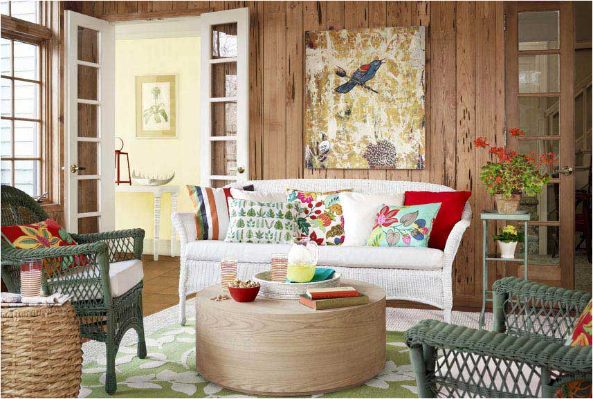 Suscapea country living room design ideas for Country style family room ideas