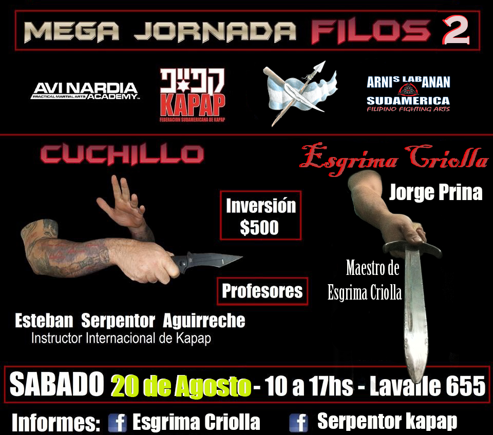 Mega Jornada Filos II