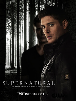 Serie Poster Supernatural S08E06 HDTV XviD &amp; RMVB Legendado
