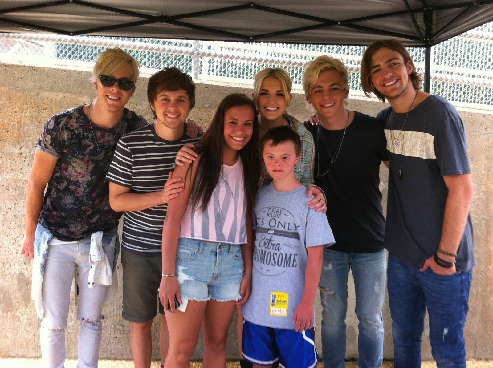 Colbys wish come true r5 meet and greet m4hsunfo