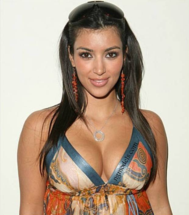 XB Models: Hot Kim Kardashian