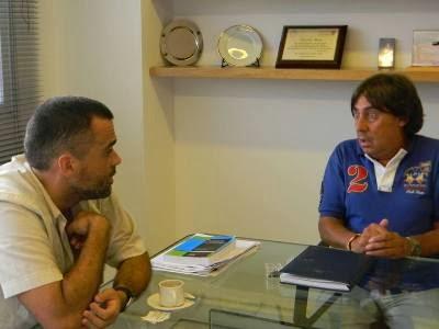Barrios de Pie se reunió con Micheli en la CTA