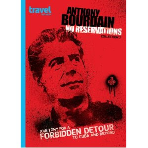 Anthony Bourdain No Reservations DVD Release Date