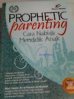 buku prophetic parenting proumedia