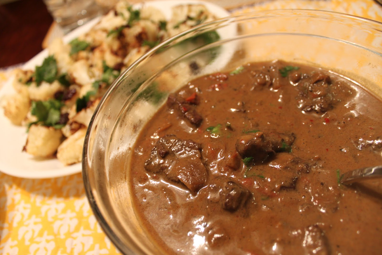 The Good Eatah: Coconut Curry Beef Stew