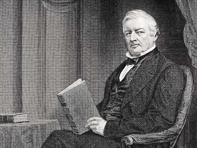 Art Now And Then Millard Fillmore Portraits