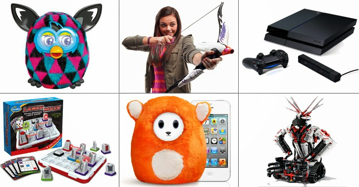 The Christmas Blog 2015: Top Toys for 2013