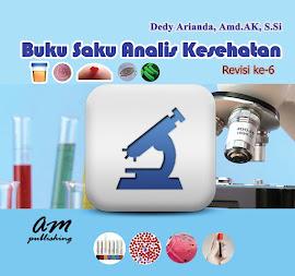 Buku Saku Analis Kesehatan revisi ke-6